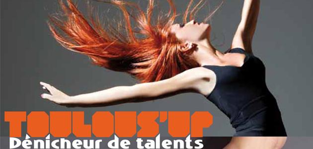 Bandeau : Toulous'Up Dénicheur de Talents Toulous'Up Dénicheur de Talents Toulous'Up Dénicheur de Talents